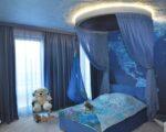 zasłony w sypialni dziecięcej